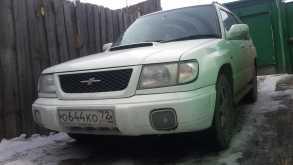 Subaru Forester, 1999 г., Тюмень