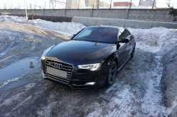 Audi S5, 2015 г., Томск