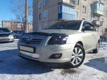 Славгород Avensis 2007