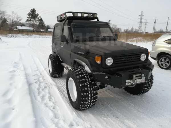Toyota Land Cruiser, 1985 год, 700 000 руб.
