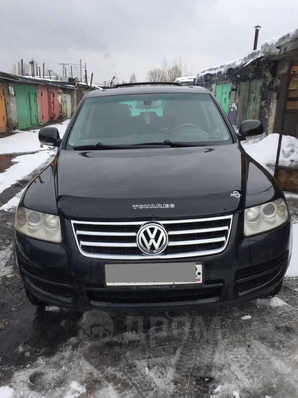 Volkswagen Touareg, 2005 год, 600 000 руб.