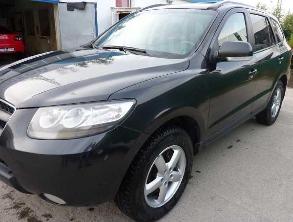 Hyundai Santa Fe, 2008 год, 935 000 руб.