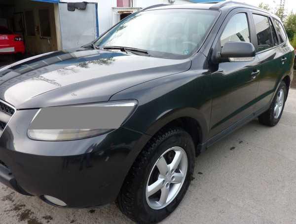 Hyundai Santa Fe, 2008 год, 888 000 руб.