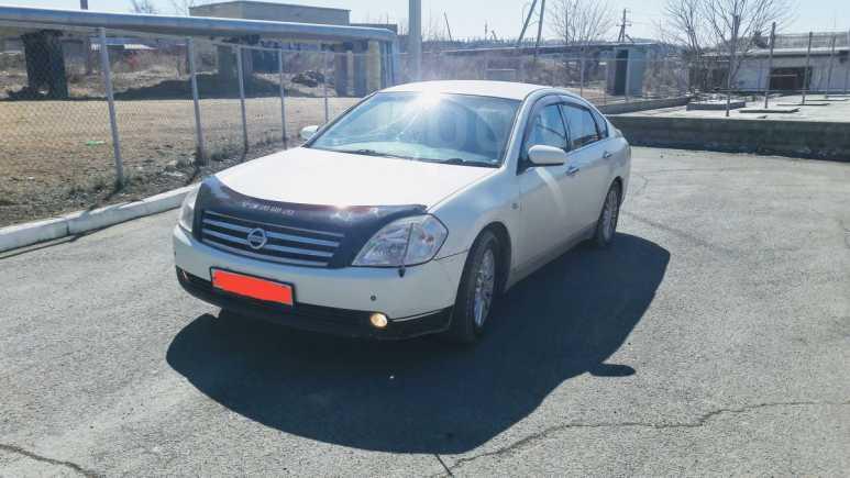 Nissan Teana, 2003 год, 415 000 руб.