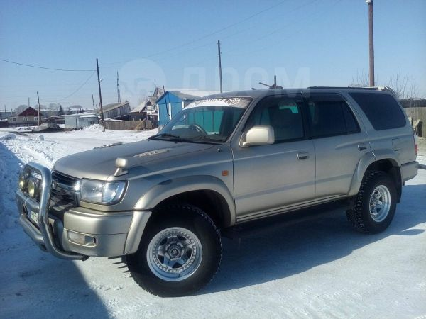Toyota Hilux Surf, 2002 год, 640 000 руб.