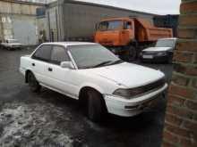 Саянск Corolla 1991