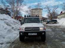 Южно-Сахалинск Land Cruiser 2007