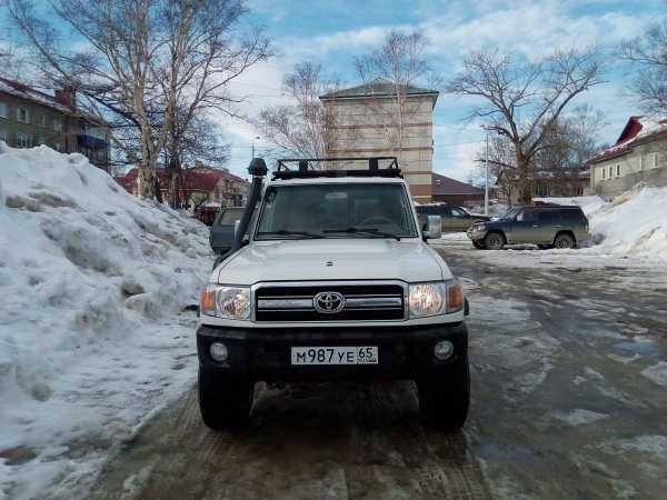 Toyota Land Cruiser, 2007 год, 1 950 000 руб.