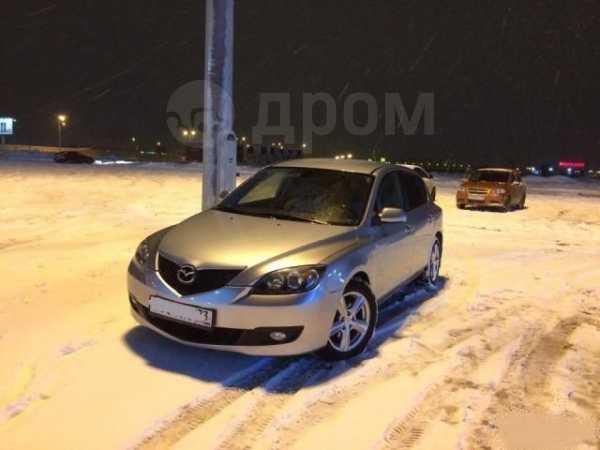 Mazda Mazda3, 2008 год, 310 000 руб.