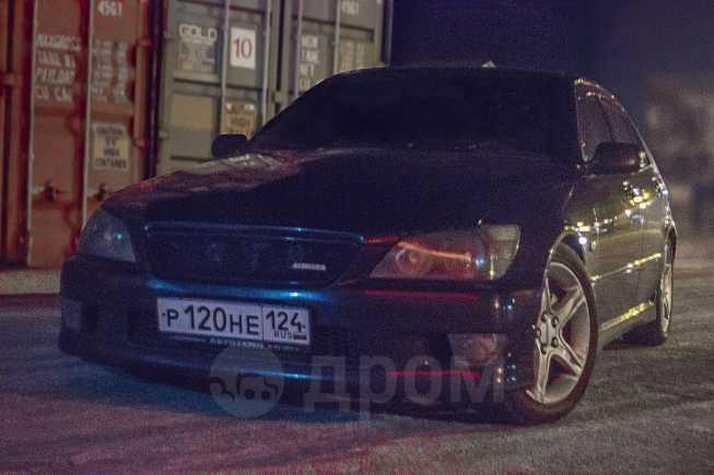 Toyota Altezza, 2000 год, 420 000 руб.