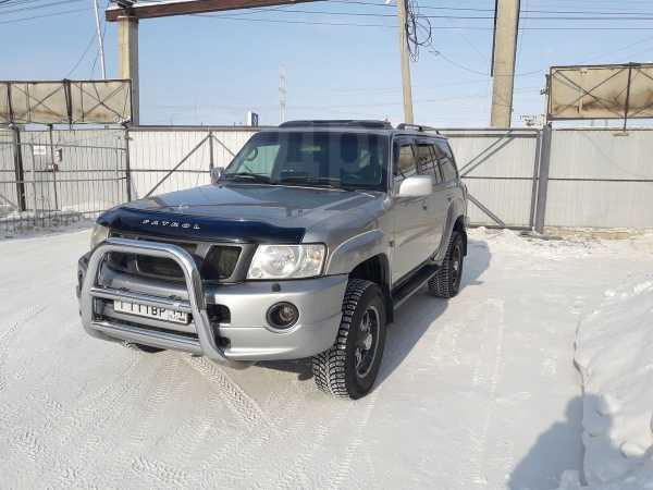 Nissan Patrol, 2007 год, 1 400 000 руб.