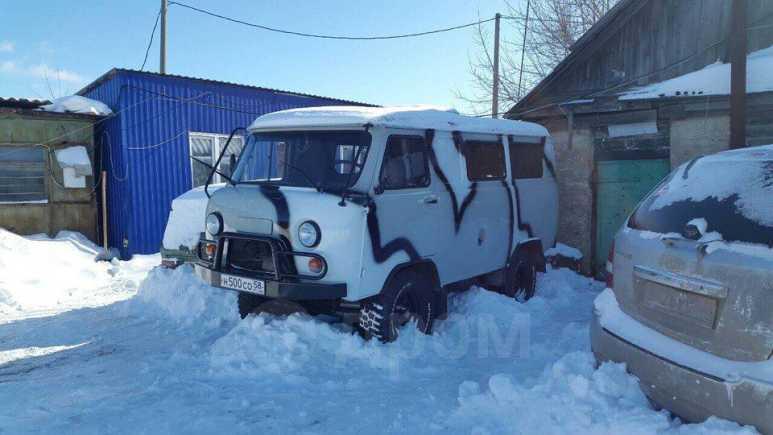 УАЗ Буханка, 2001 год, 400 000 руб.