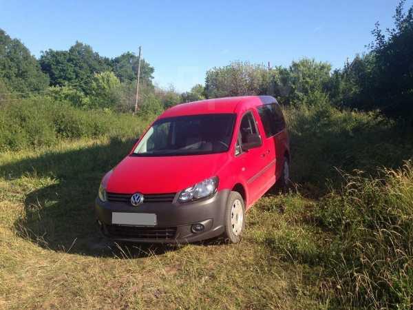 Volkswagen Caddy, 2013 год, 499 000 руб.