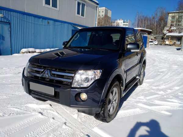 Mitsubishi Pajero, 2007 год, 945 000 руб.