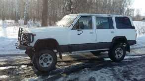 Горно-Алтайск Patrol 1993