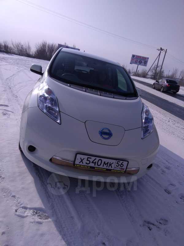 Nissan Leaf, 2012 год, 670 000 руб.