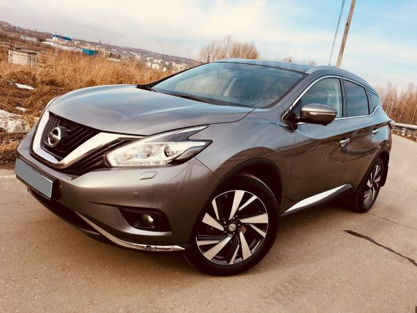 Nissan Murano, 2016 год, 2 380 000 руб.