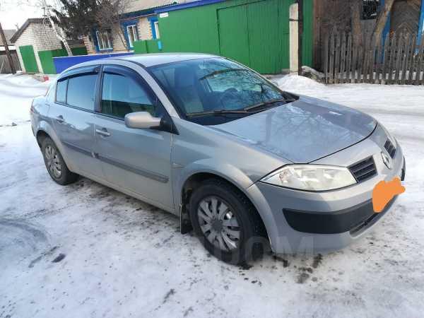 Renault Megane, 2005 год, 300 000 руб.