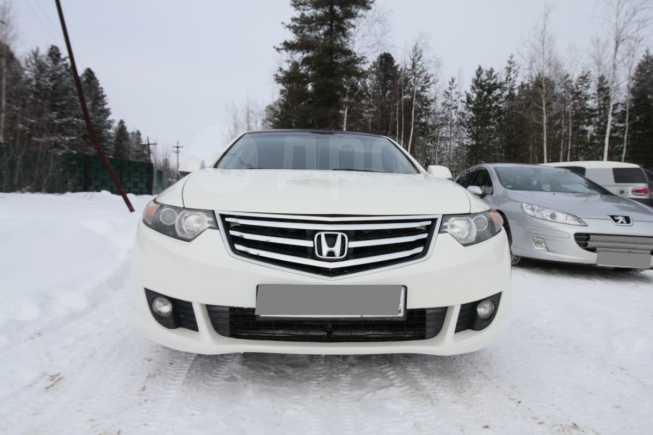 Honda Accord, 2008 год, 600 000 руб.
