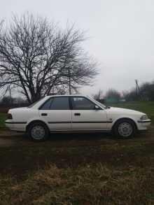 Краснодар Carina 1989