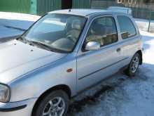 Nissan Micra, 2002 г., Омск