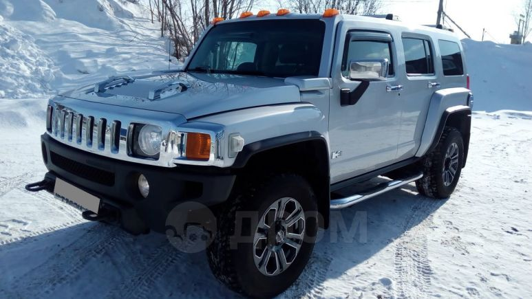 Hummer H3, 2008 год, 1 100 000 руб.