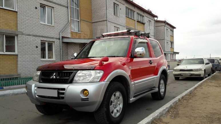 Mitsubishi Pajero, 2004 год, 815 000 руб.