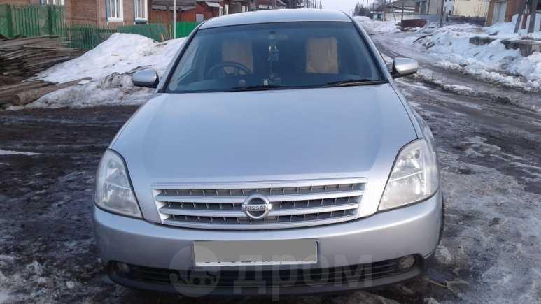 Nissan Teana, 2003 год, 395 000 руб.