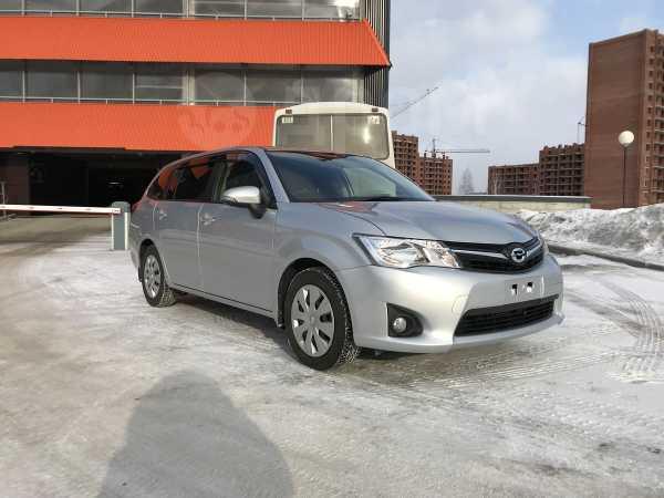 Toyota Corolla Fielder, 2015 год, 750 000 руб.