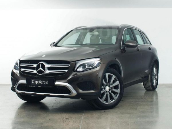 Mercedes-Benz GLC, 2016 год, 2 230 000 руб.