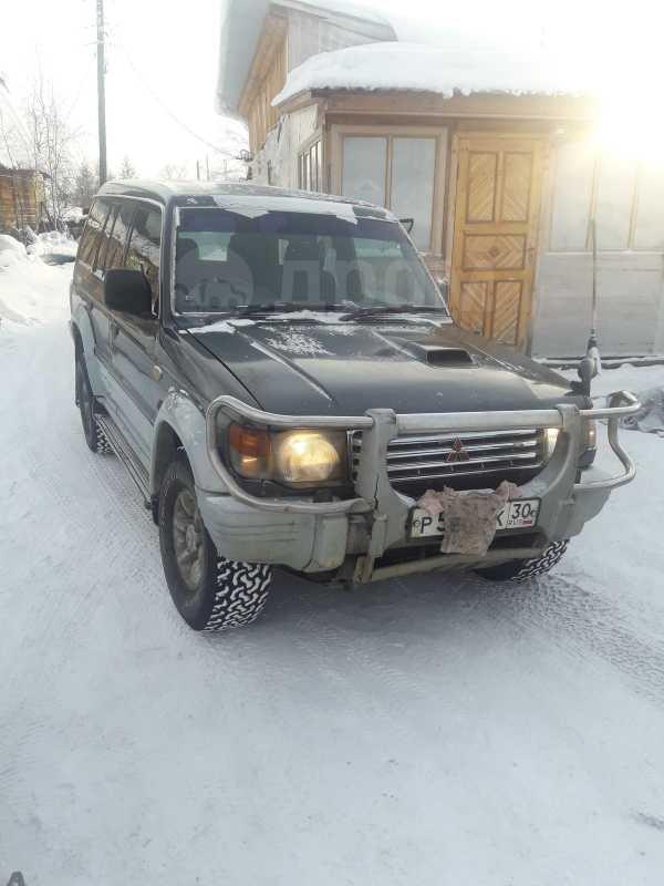 Mitsubishi Pajero, 1994 год, 300 000 руб.