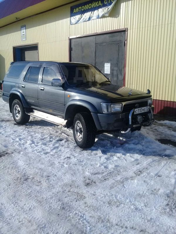 Toyota Hilux Surf, 1993 год, 190 000 руб.