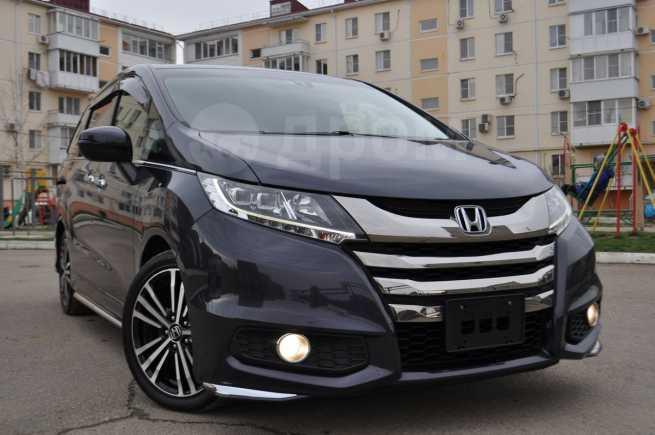 Honda Odyssey, 2015 год, 1 485 000 руб.