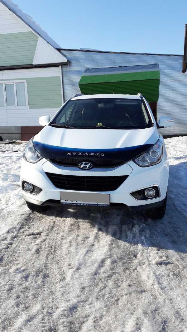 Hyundai ix35, 2010 год, 795 000 руб.