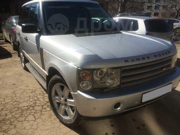 Land Rover Range Rover, 2004 год, 600 000 руб.