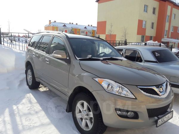 Great Wall Hover H5, 2014 год, 900 000 руб.