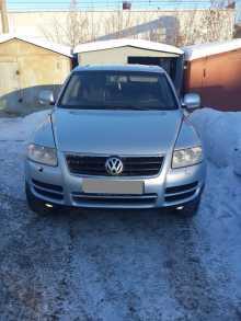 Volkswagen Touareg, 2002 г., Омск
