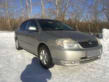Братск Corolla 2002