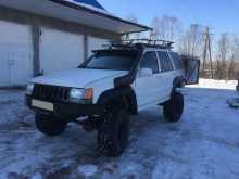 Екатеринбург Grand Cherokee