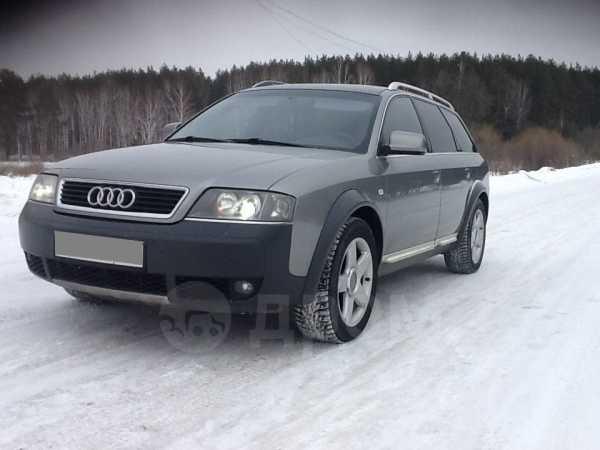 Audi A6 allroad quattro, 2000 год, 495 000 руб.