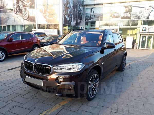BMW X5, 2016 год, 4 370 000 руб.