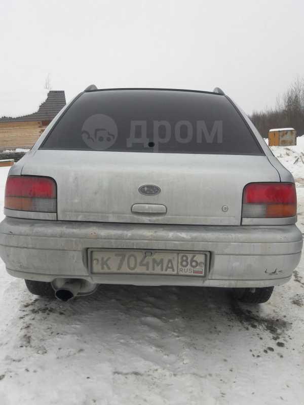 Subaru Impreza, 1995 год, 85 000 руб.