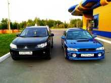 Нижневартовск Impreza WRX 1998