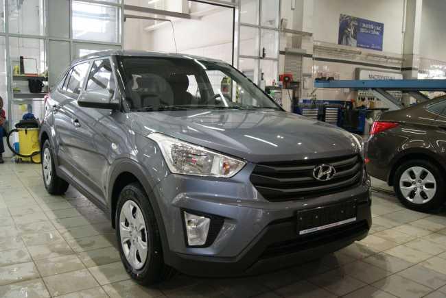 Hyundai Creta, 2018 год, 1 061 000 руб.