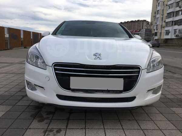 Peugeot 508, 2012 год, 649 000 руб.