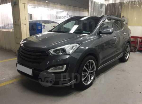 Hyundai Santa Fe, 2013 год, 1 450 000 руб.