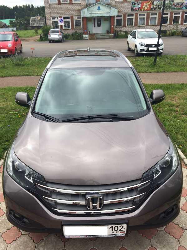 Honda CR-V, 2013 год, 1 410 000 руб.