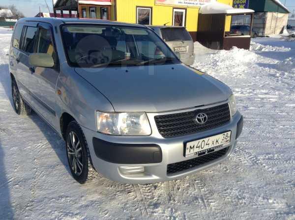 Toyota Succeed, 2003 год, 250 000 руб.