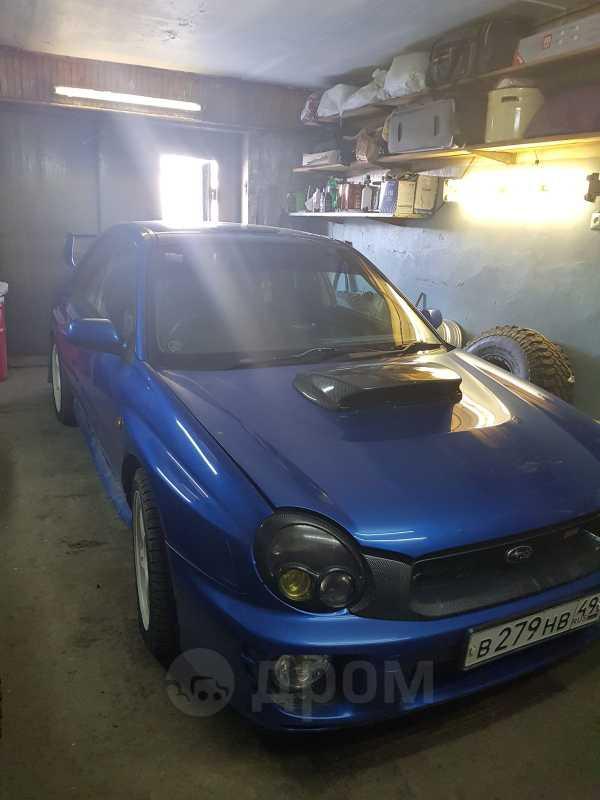 Subaru Impreza WRX STI, 2001 год, 400 000 руб.