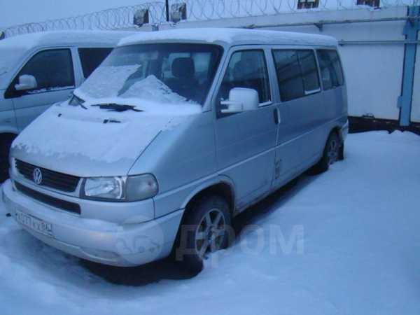 Volkswagen Caravelle, 2001 год, 329 000 руб.